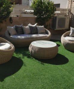 מערכת ישיבה לגינה